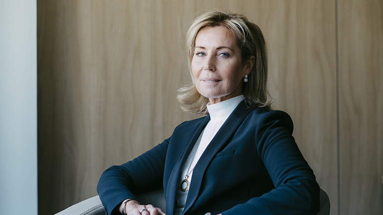 Chantal De Vrieze, CEO van Altran