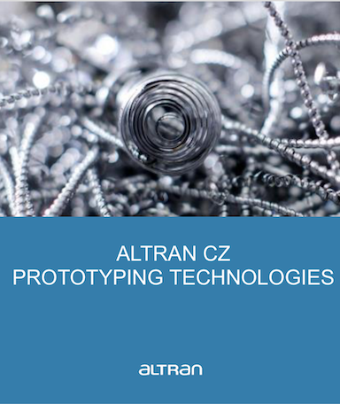 List of technologies - Prototyping at Altran CZ
