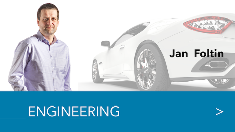 Engineering at Altran CZ - Jan Foltin