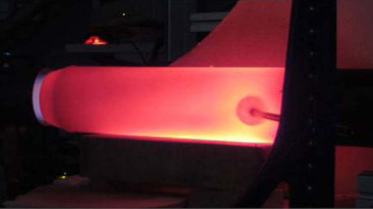 Testing fixtures at Altran CZ heat