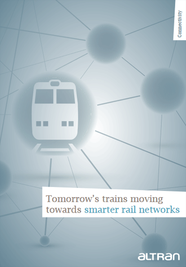 Railway industry, transport system and infrastructure - Altran