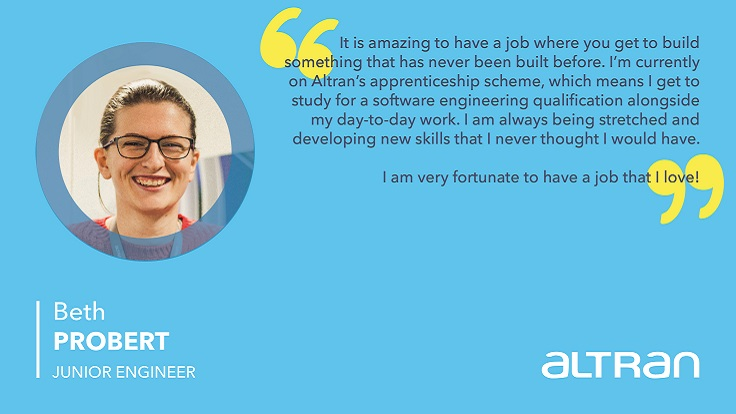 Apprenticeships Altran United Kingdom