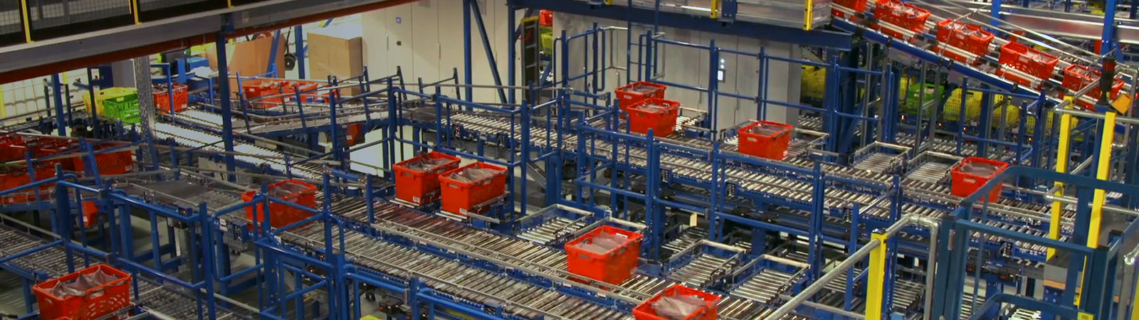 Case study Ocado, Warehouse automation - Altran